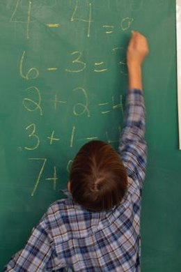 Practicing math problems regularly is the best way to strengthen math skills.