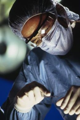 Orthopedic surgeons must complete nine years of postgraduate education and additional training.