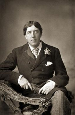 "Oscar Wilde examined truth and triviality, and was most ""Earnest"" about it."