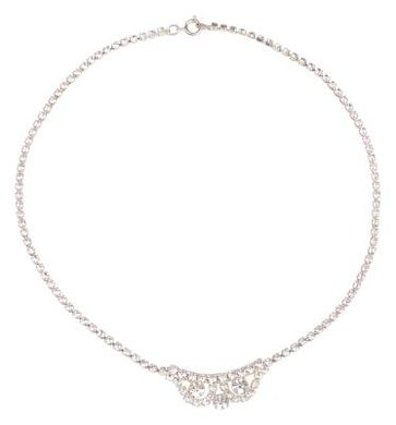 A diamond necklace is the symbolic centerpiece of de Maupassant's short story.
