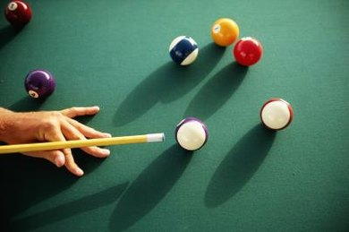 The physics of billiard balls can explain the properties of gasses.