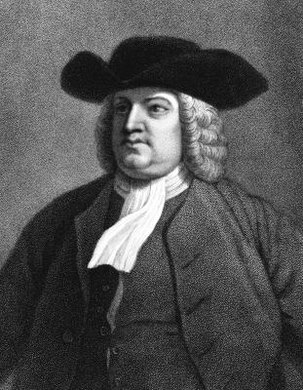 Governor William Penn forged the way for a new democratic goverment rule.