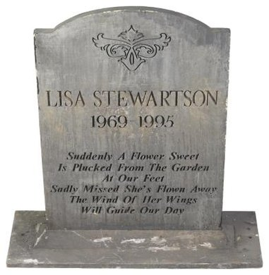 "In this epitaph, both ""suddenly"" and ""sweet"" in the first line and ""wind"" and ""wings"" in the last are alliterative."