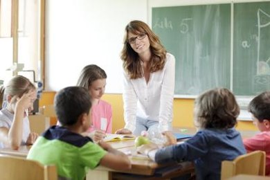 Special education research topics include the impact of teachers and the classroom setting.