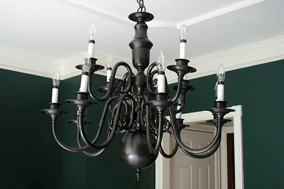 The oil rubbed bronze is more modern looking.