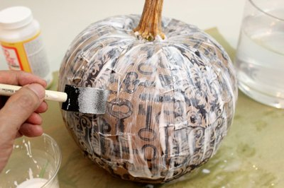 Seal the pumpkin