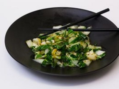 How to Prepare Bok Choy