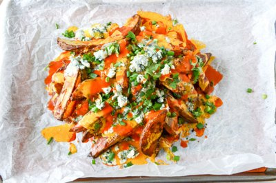 Loaded fries that should not be overlooked.