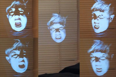 Create your own ghost illusion