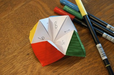 Share some rainy day fun with a chatterbox.