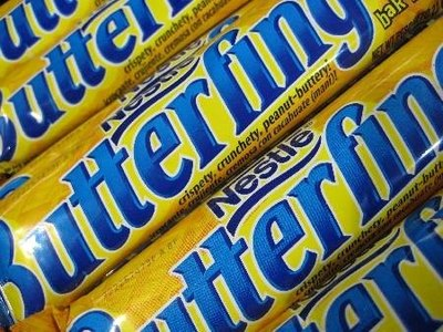 Butterfinger Candy Bar Facts