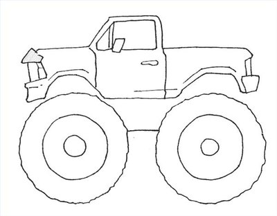 Draw Monster Trucks