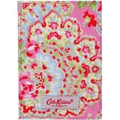 Paisley passport holder