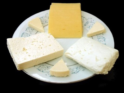 French cheese comes in many varieties.