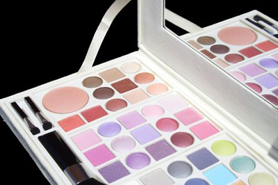 Makeup kits or other personal products are fitting party favors.