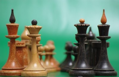 The game of chess originated in India.