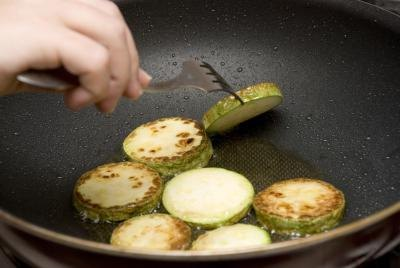 Zucchini is easy to prepare and a classic Italian vegetable.