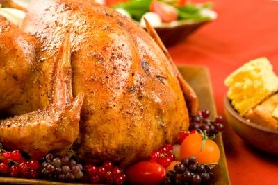 Warm milk and turkey contain tryptophan.