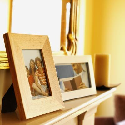 Select items that can be used by your coworker in her office, such as a picture frame for her family photo.