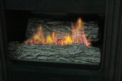 Step back and admire how traditional your gas fire looks, smells and sounds.