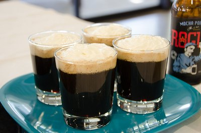 Amp up a Rogue Mocha Porter with just a few ingredients.