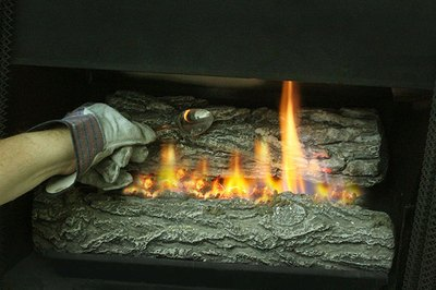 Crackling ash granules make a pop and crackle sound when heated.