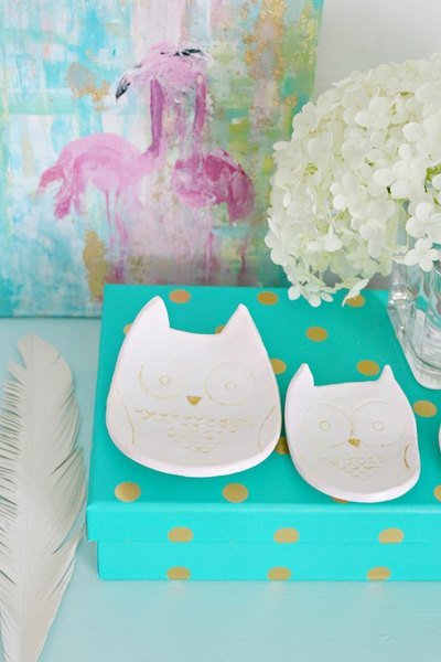 These adorable owls will be a Mother's Day hit.