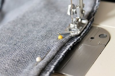 Sew the new side seams.