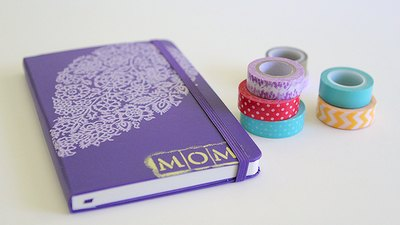 She'll love writing in this special journal.