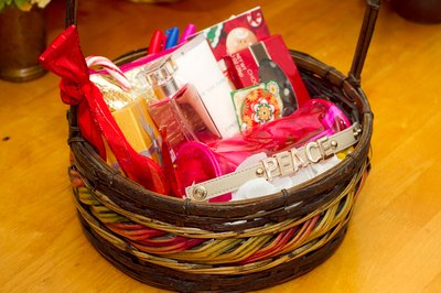 Gift Basket Ideas For Pastors With Pictures Ehow