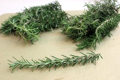Cut the rosemary into 8-inch sprigs.