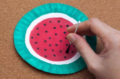 Related Baby Center The Perfect Summer Kid Craft Paper Plate Fruits & How to Make Paper Fruits for Decorations (with Pictures) | eHow