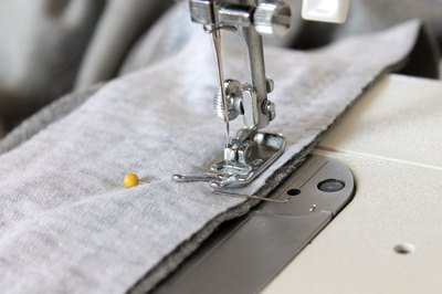 Sew the side seams.