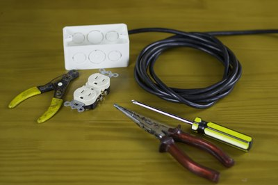 Adding an Electrical Outlet From a Light Switch | eHow