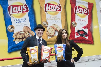 Lay's is a popular brand of chip.