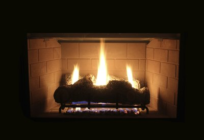 Pilot lights allow gas fireplaces to work anytime, even during power failures.