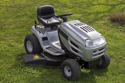 Honda produced six riding mowers under its H category.