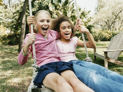 Children love to play outdoors so a park is a perfect and affordable option.