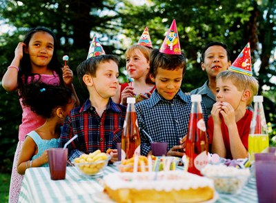 Celebrate the 11-year-old birthday boy or girl with a party that everyone will enjoy.