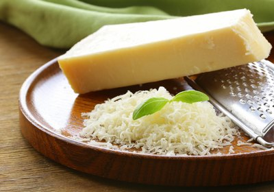 Parmesan is a hard cheese.