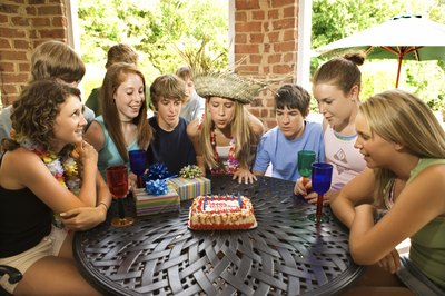 17 year old birthday party themes or ideas with pictures ehow