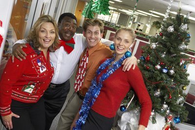 places to have a company christmas party with pictures ehow