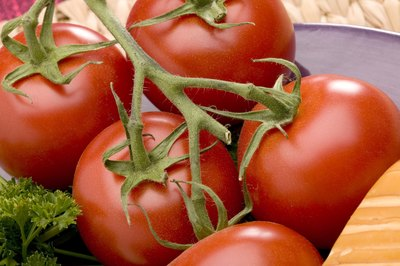 Italy is one of the leaders in tomato production.