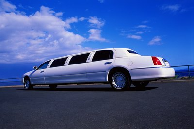 Take a Limo Ride