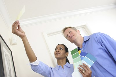 Give as much thought to your ceiling color as you do to your walls.