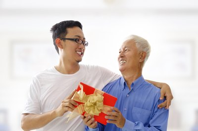 Choose an appropriate gift for a man who is turning 65 years old.