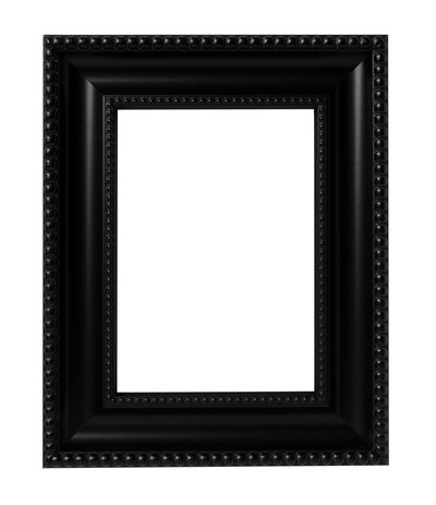 Attach hanger to frames to hang horizontally or vertically.