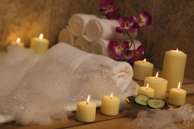 Pamper the soon-to-be 65-year-old with gift certificates to a local spa on her birthday.