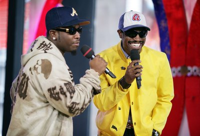 Outkast (a musical dynamic duo)