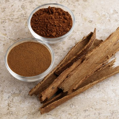 Cinnamon is a good fruit spice.